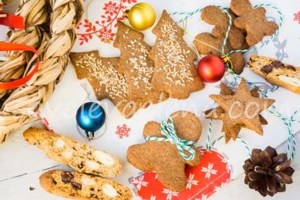 Имбирное печенье на растительном масле