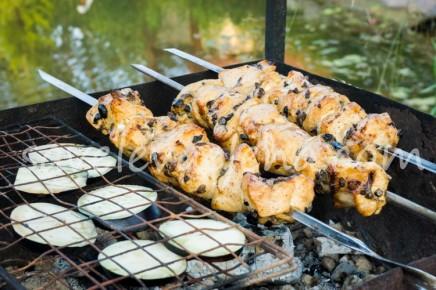 Маринад для курицы с оливками