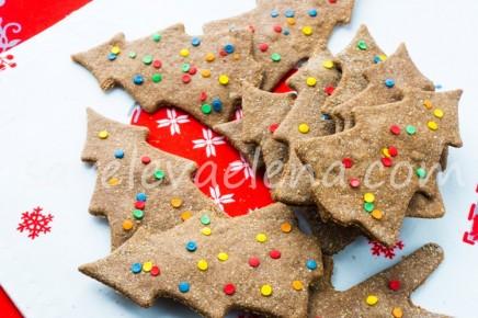 Имбирное печенье на кокосовом молоке