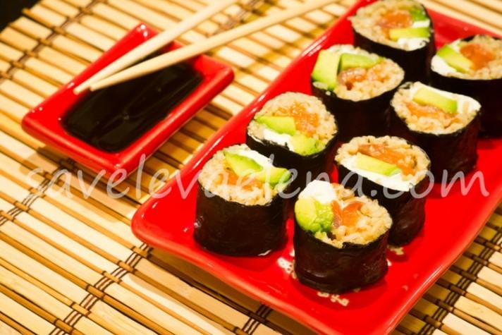 Суши-рестораны и диета, возможно ли?