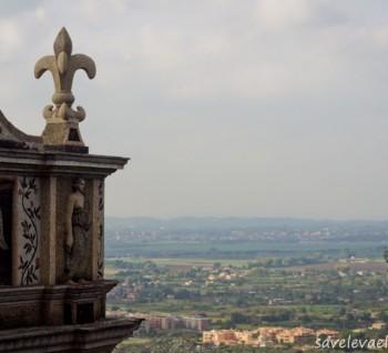 Вилла д'Эсте, villa d'Este, Тиволи